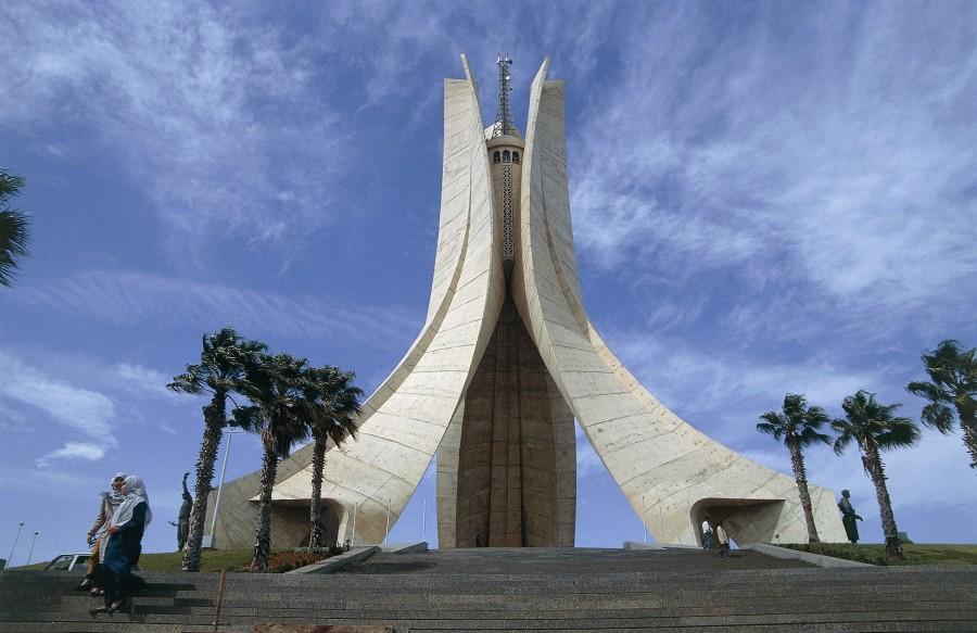 memorial martyr algiers