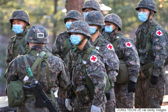 south korea army