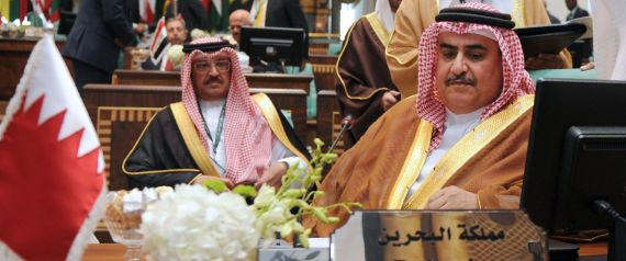 MINISTER OF FOREIGN AFFAIRS OF BAHRAIN
