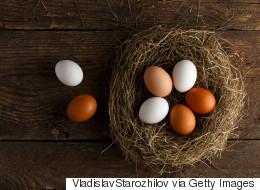 Ποια είναι η διαφορά ανάμεσα στα λευκά και τα καφέ αβγά;