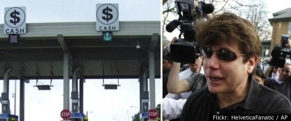 ILLINOIS TOLLWAY REVENUE BLAGOJEVICH