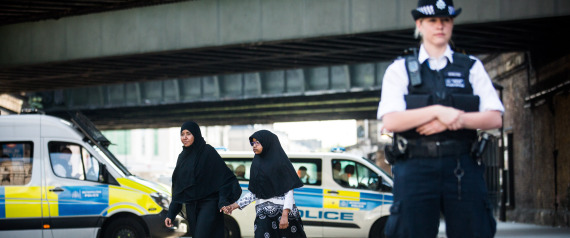 VIOLENCE AGAINST MUSLIM WOMEN IN BRITAIN