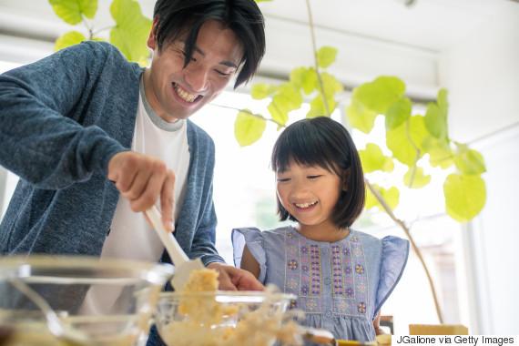 happy asians