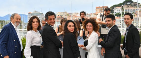 CANNES ACTORS ALGERIA