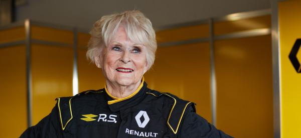 Why I Drove A Renault Sport Formula One™ Team Car At 79