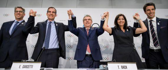 OLYMPICS GAMES 2024 2028