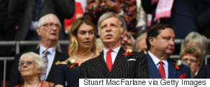 STAN KROENKE ARSENAL