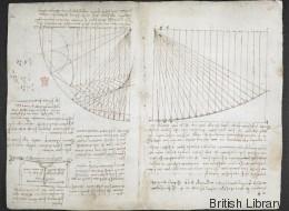 Πώς σκεφτόταν ο Da Vinci; 570 σελίδες από το σημειωματάριό του είναι πλέον διαθέσιμες για να μας διαφωτίσουν