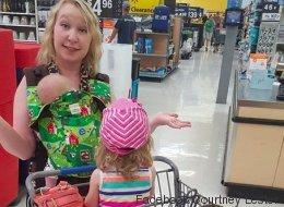 Ein Mann unterstellte einer dreifachen Mutter, sie hätte zu viele Kinder - ihre Antwort ist erschütternd