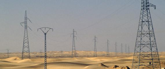 ALGERIA ELECTRICITY