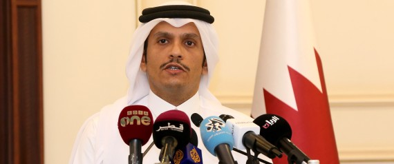 MINISTER OF FOREIGN AFFAIRS OF QATAR