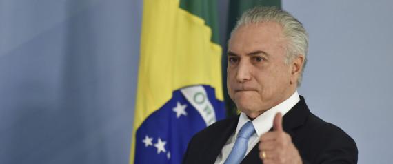 BRAZILIAN PRESIDENT