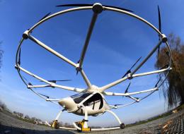 Test über fünf Jahre: In Dubai soll es bald fliegende Mini-Taxen geben
