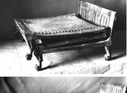 الفراعنة أول من ابتكروا سرير التخييم من 3300 سنة قبل الميلاد.. صُنع خصيصاً لـ