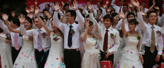 COLLECTIVE WEDDING CEREMONY FOR MIGRANT WORKERS HE