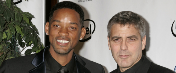 GEORGE CLOONEY WILL SMITH