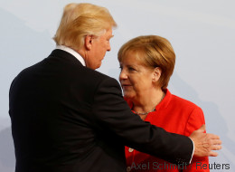 Geleaktes Gespräch: Merkel soll Trump verraten haben, was sie wirklich über ihre Flüchtlingspolitik denkt