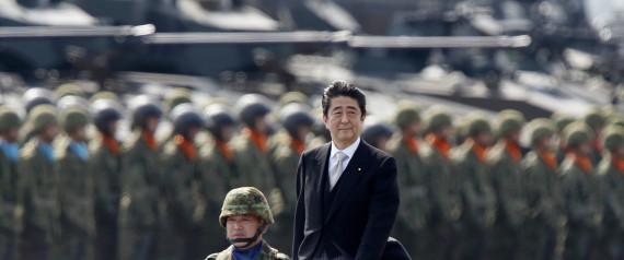 JAPAN ARMY ABE