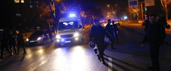TURKEY POLICE CAR