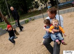 Ich habe meine Kinder ein ganzes Wochenende alleine mit dem Vater gelassen - und dabei eine wichtige Lektion gelernt