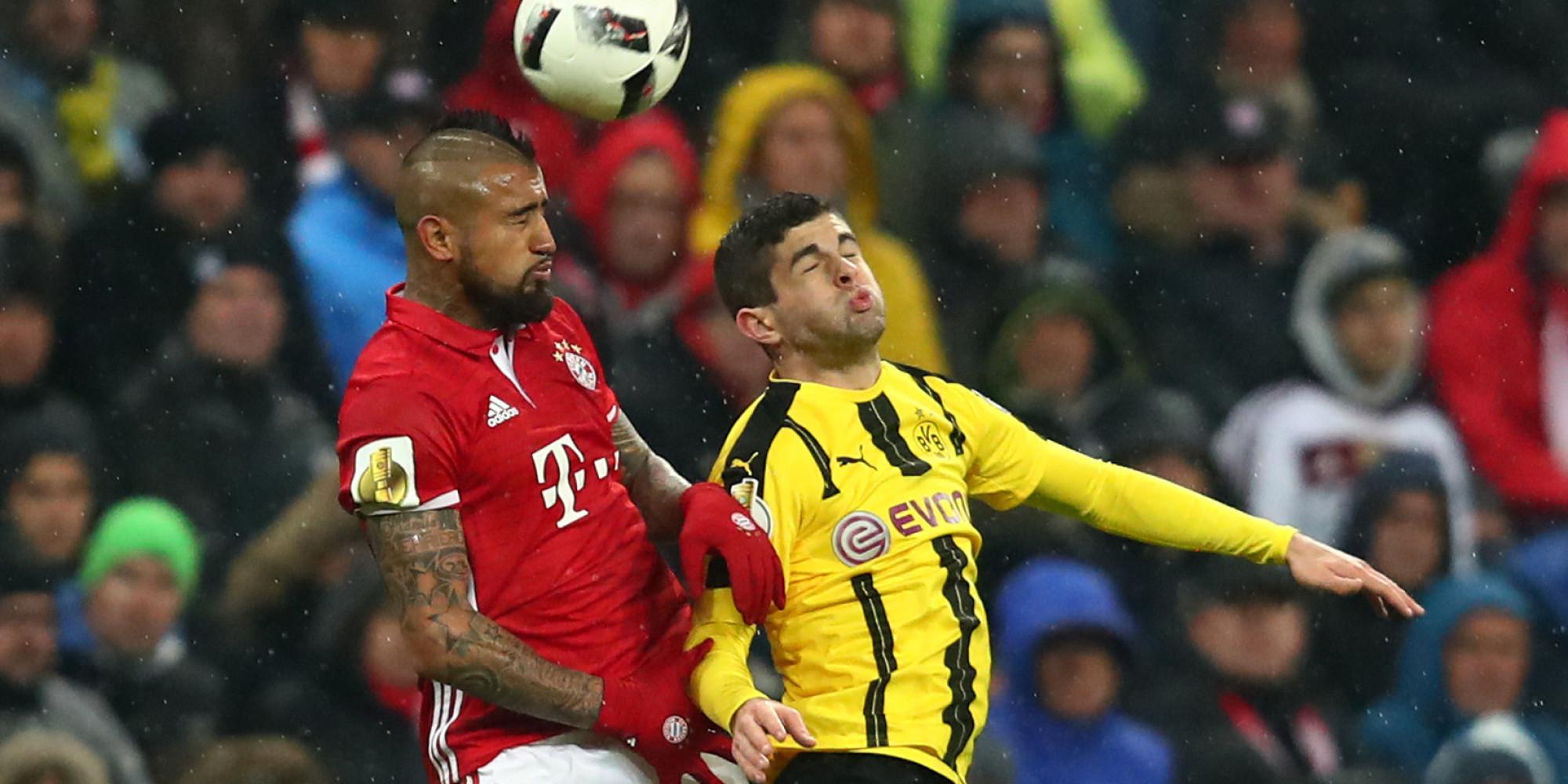 Borussia Dortmund Bayern München Im Live Stream Supercup Online
