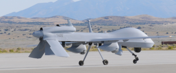 USA ARMY DRONES