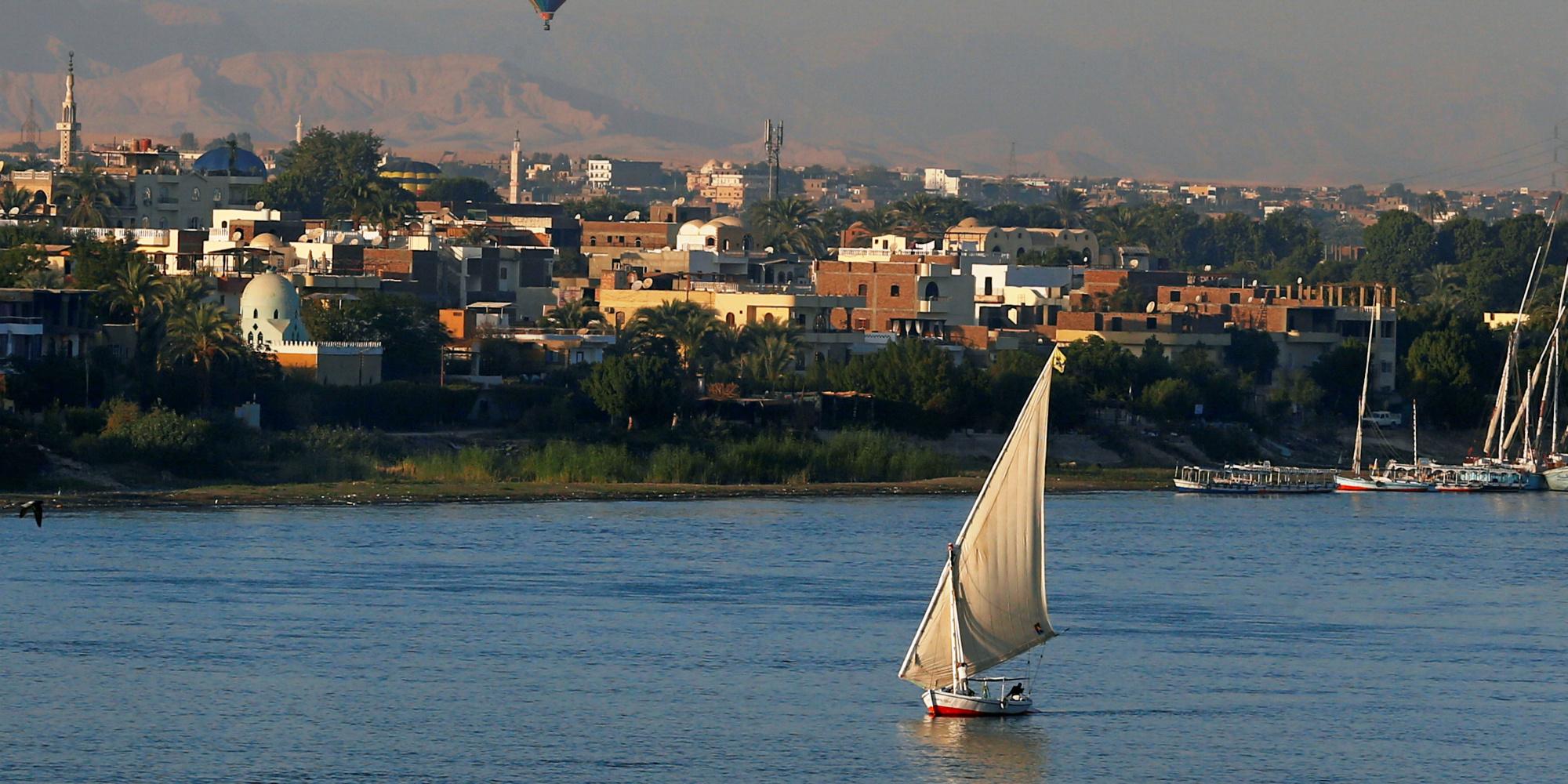 أخطر من خلاف القاهرة مع دول إفريقية حول نهر النيل.. هذا ما ستفعله التغيرات المناخية بشريان الحياة لمصر