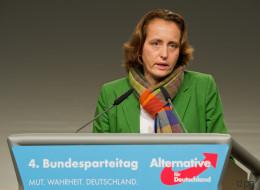 AfD-Politikerin Beatrix von Storch will Björn Höcke aus der Partei ausschließen