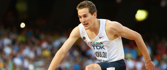 IAAF WORLD CHAMPIONSHIPS LAHOULOU