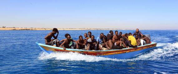 ILLEGAL IMMIGRATION AFRICA
