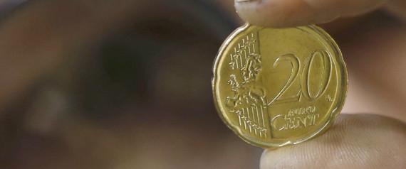 MONEY CENT EURO