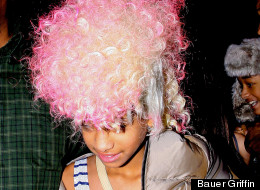 Willow Smith Goes Yellow