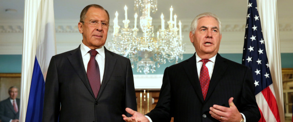 US SECRETARY OF STATE AND RUSSIAN
