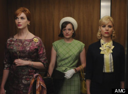 Mad Men Joan Peggy Faye