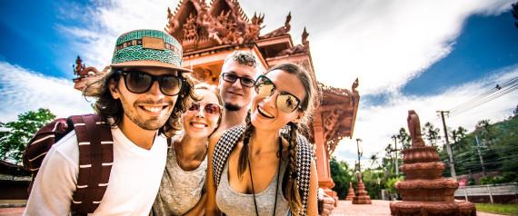 YOUNG TOURIST FUN