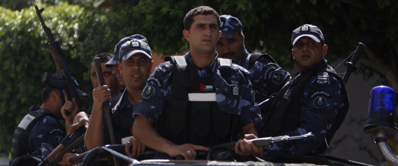 SECURITY OF THE PALESTINIAN AUTHORITY