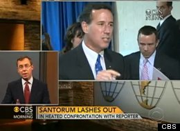 Rick Santorum Jeff Zeleny