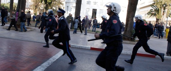 POLICE MOROCCO