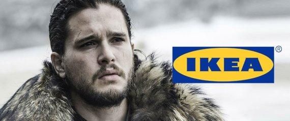 JON SNOW IKEA