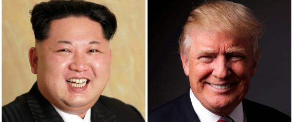 TRUMP LEADER OF NORTH KOREA