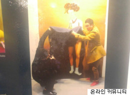 조선시대 미인의 치마를 들춰보게 한 박물관