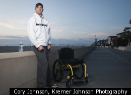 An Accident Left Him Paralyzed -- And Made Him An Entrepreneur