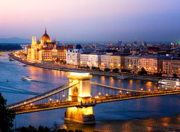 My Jaunts Across The Globe - Part One, Budapest