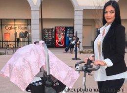 Was eine Frau während der Geburt treibt, zeigt, dass Beauty-Blogger vollkommen den Verstand verloren haben