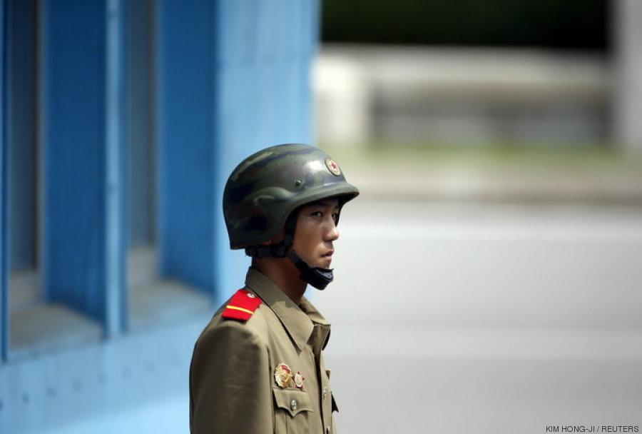 soldat nordkorea