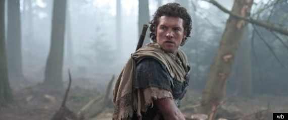 SAM WORTHNGTON WRATH OF THE TITANS