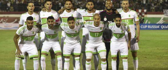 ALGERIA NATIONAL TEAM