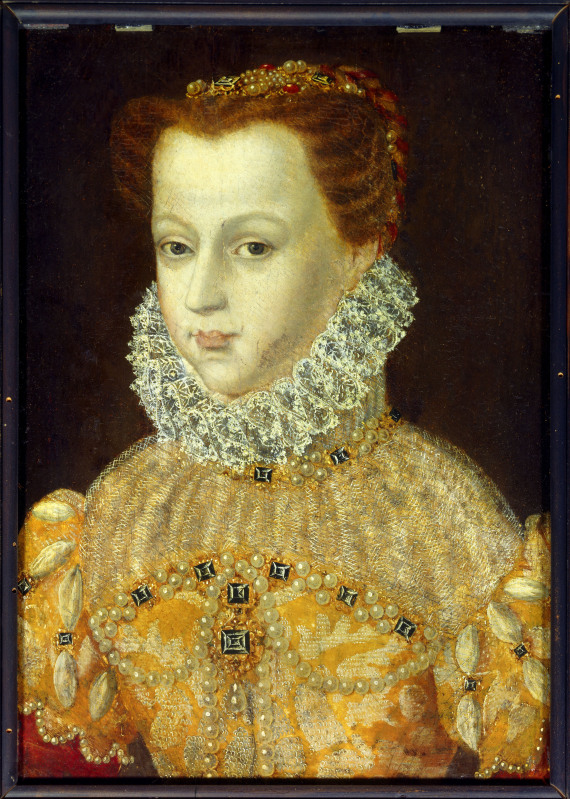 mary i of england queen