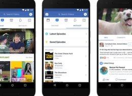 على غرار نتفليكس.. فيسبوك تطلق علامة التبويب Watch للعروض التلفزيونية