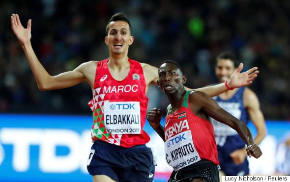 world athletics championships elbakkali
